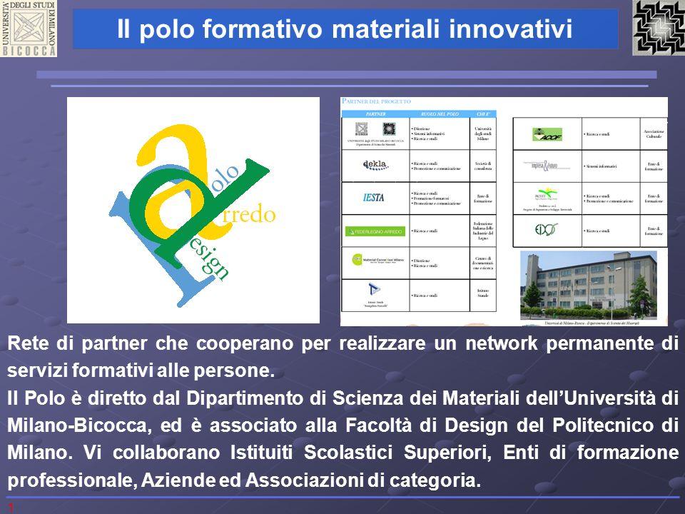 Rete di partner che cooperano per realizzare un network permanente di servizi formativi alle persone.