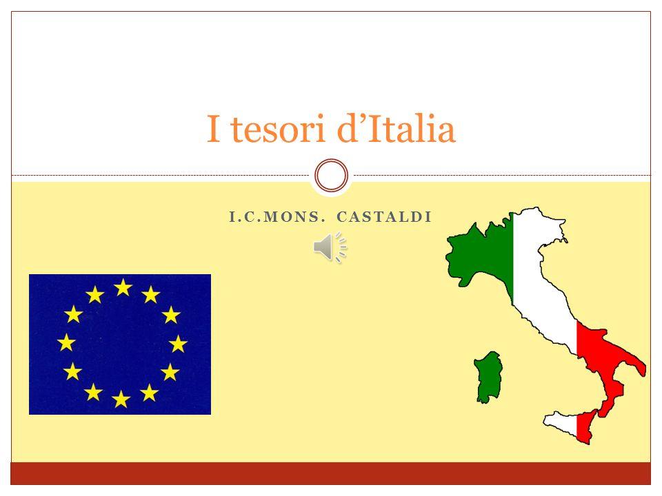I tesori d'Italia I.C.Mons. Castaldi
