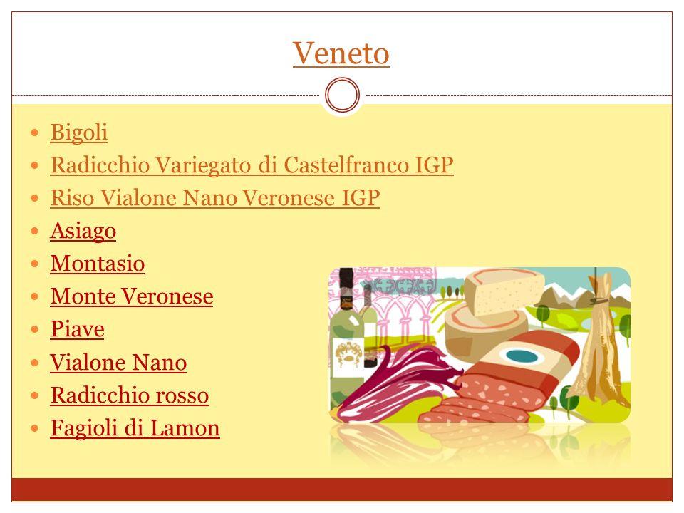 Veneto Bigoli Radicchio Variegato di Castelfranco IGP