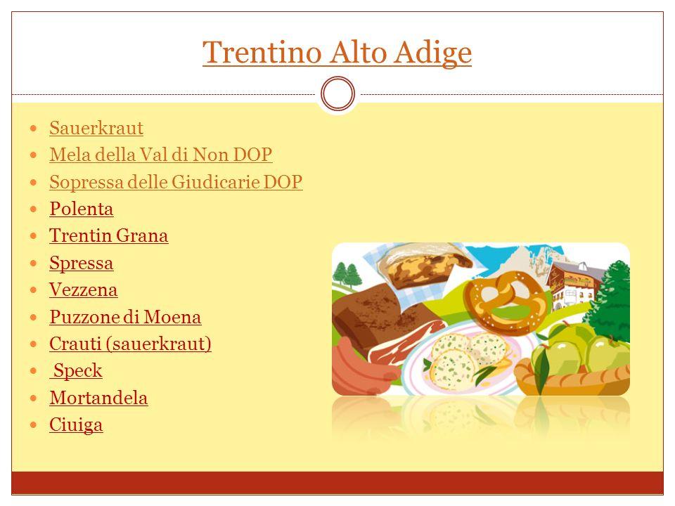 Trentino Alto Adige Sauerkraut Mela della Val di Non DOP