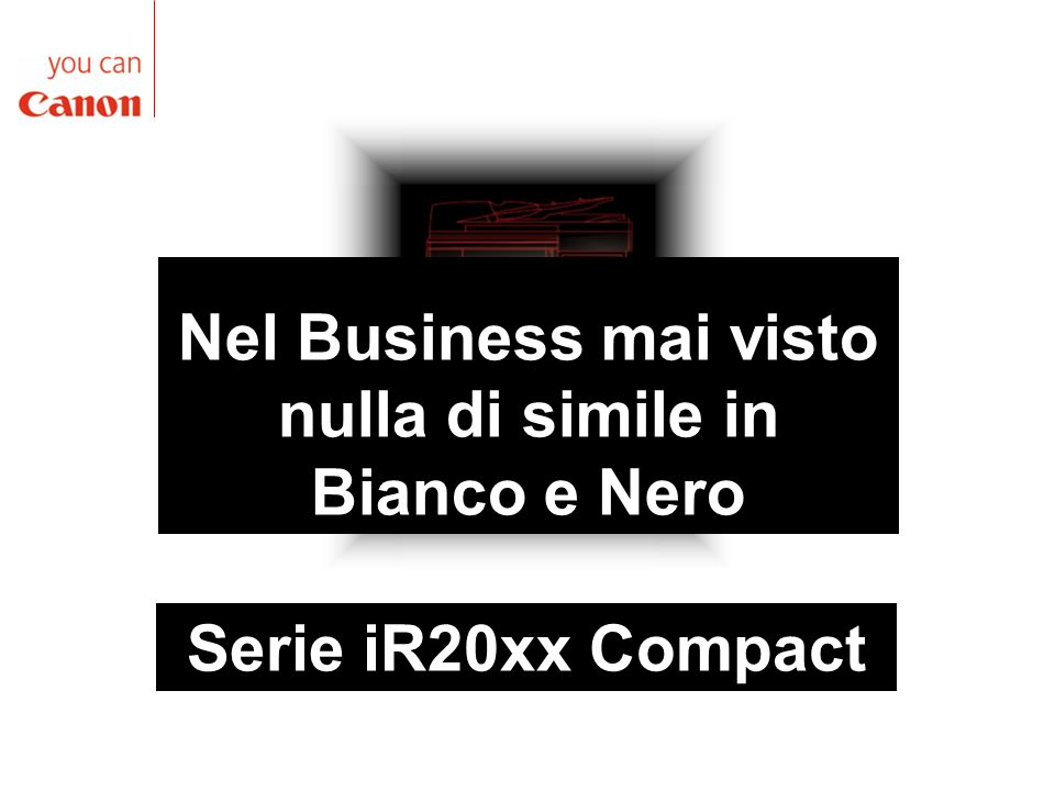 Nel Business mai visto nulla di simile in