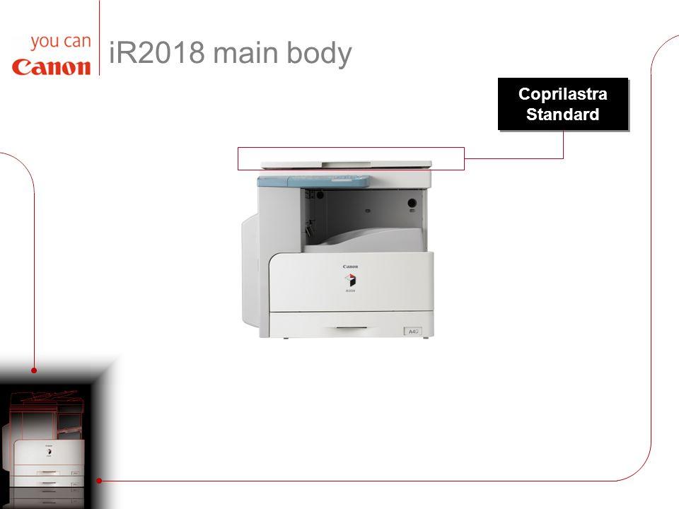 iR2018 main body Coprilastra Standard