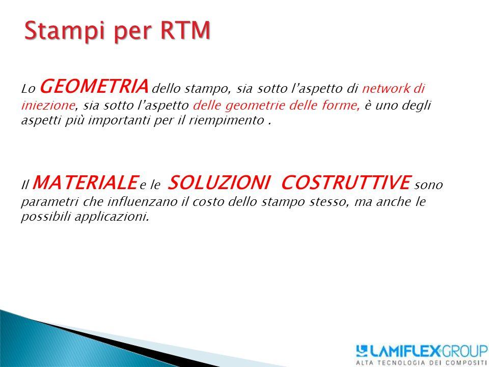 Stampi per RTM