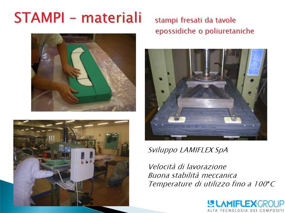 STAMPI – materiali stampi fresati da tavole