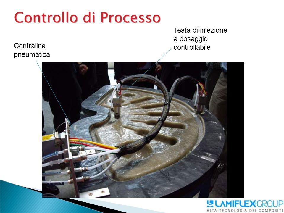 Controllo di Processo Testa di iniezione a dosaggio controllabile