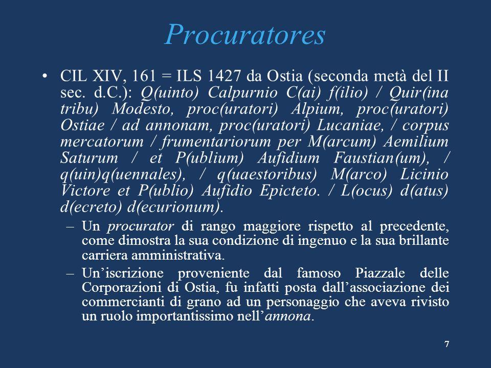 Procuratores