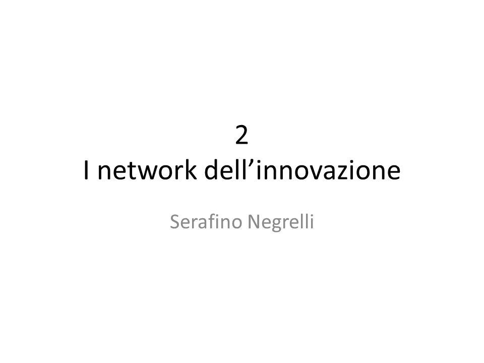 2 I network dell'innovazione
