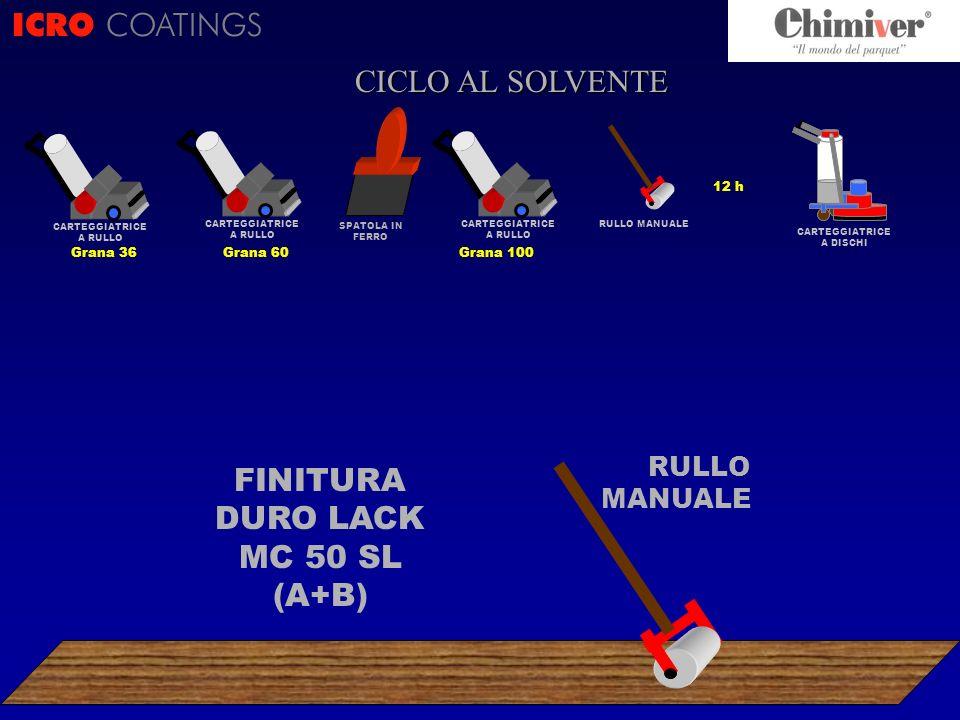 FINITURA DURO LACK MC 50 SL (A+B)