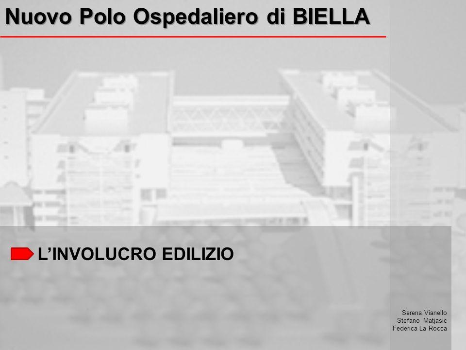 Nuovo Polo Ospedaliero di BIELLA