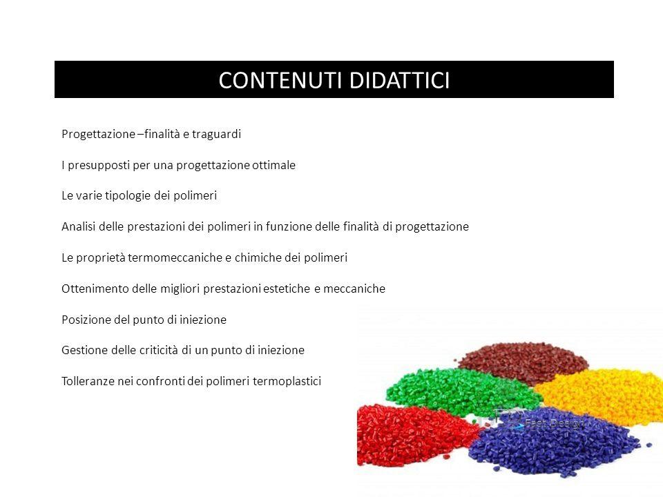 CONTENUTI DIDATTICI Progettazione –finalità e traguardi