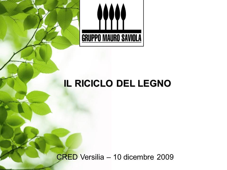 CRED Versilia – 10 dicembre 2009