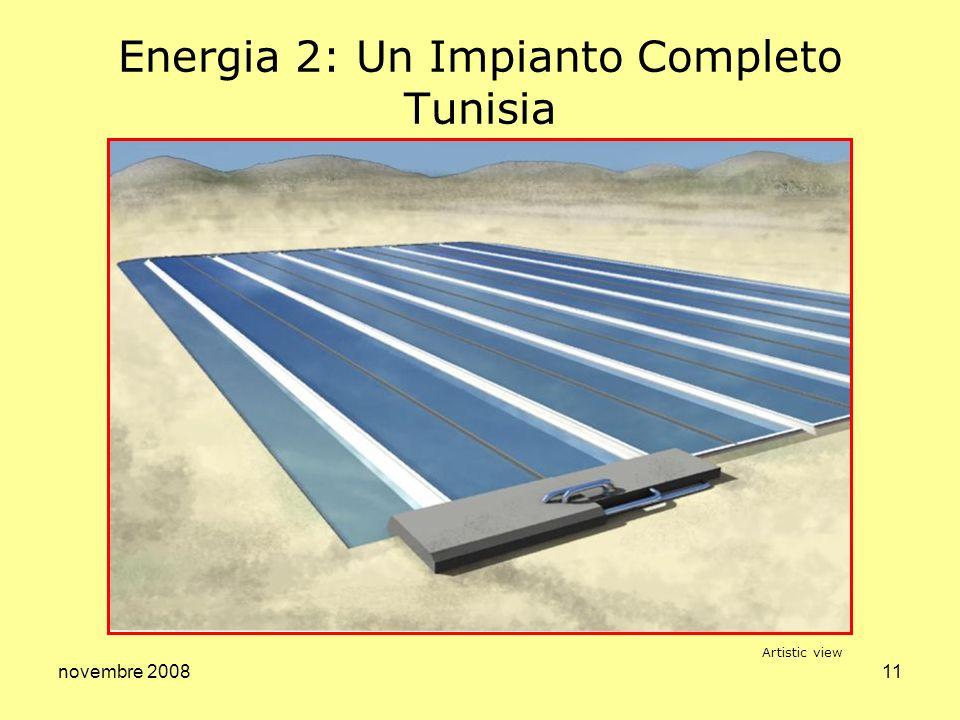 Energia 2: Un Impianto Completo Tunisia