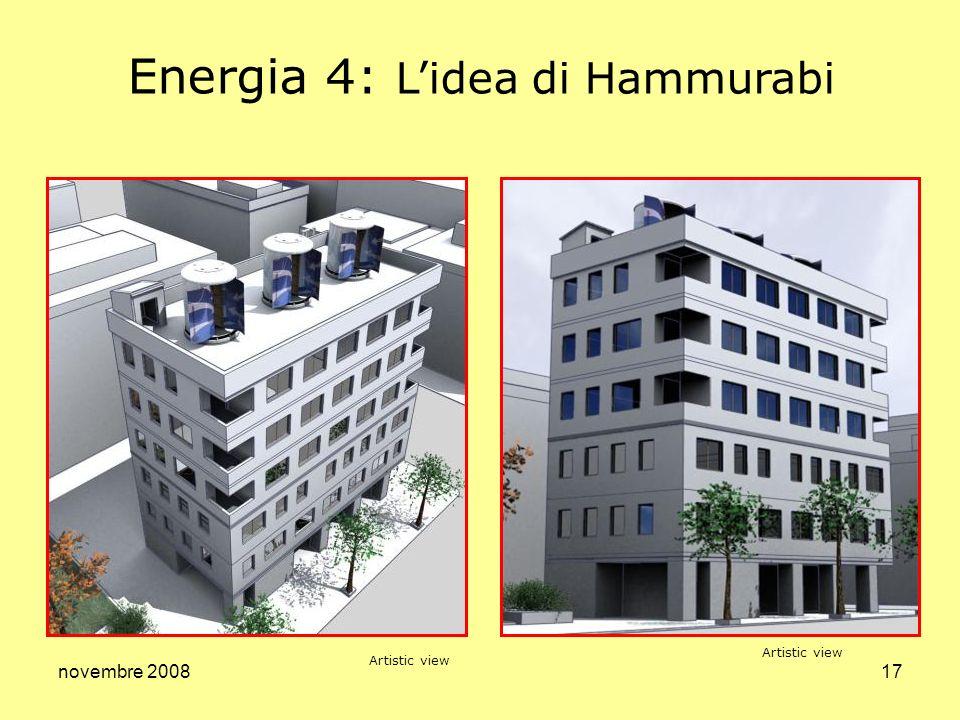 Energia 4: L'idea di Hammurabi