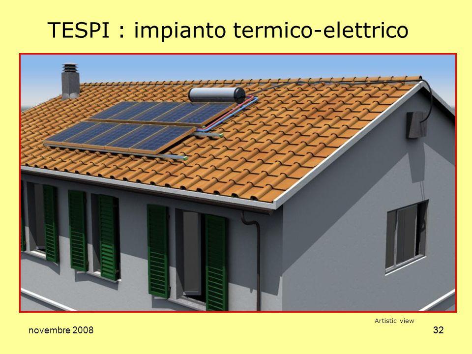 TESPI : impianto termico-elettrico