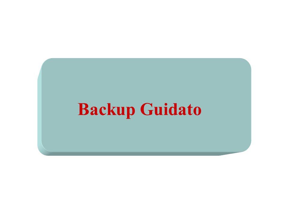 Backup Guidato Presentazione 10