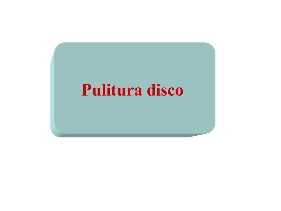Pulitura disco Presentazione 17