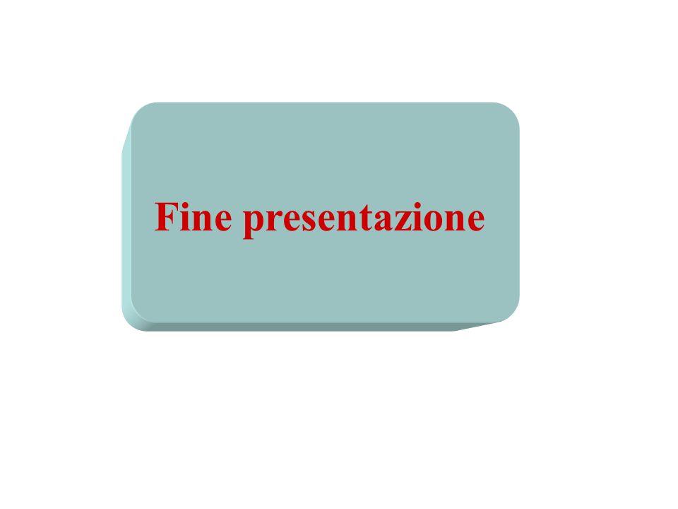 Fine presentazione Presentazione 35