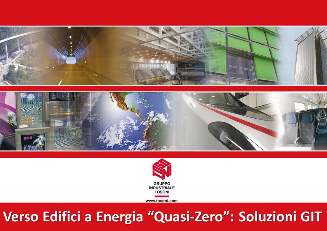 Verso Edifici a Energia Quasi-Zero : Soluzioni GIT