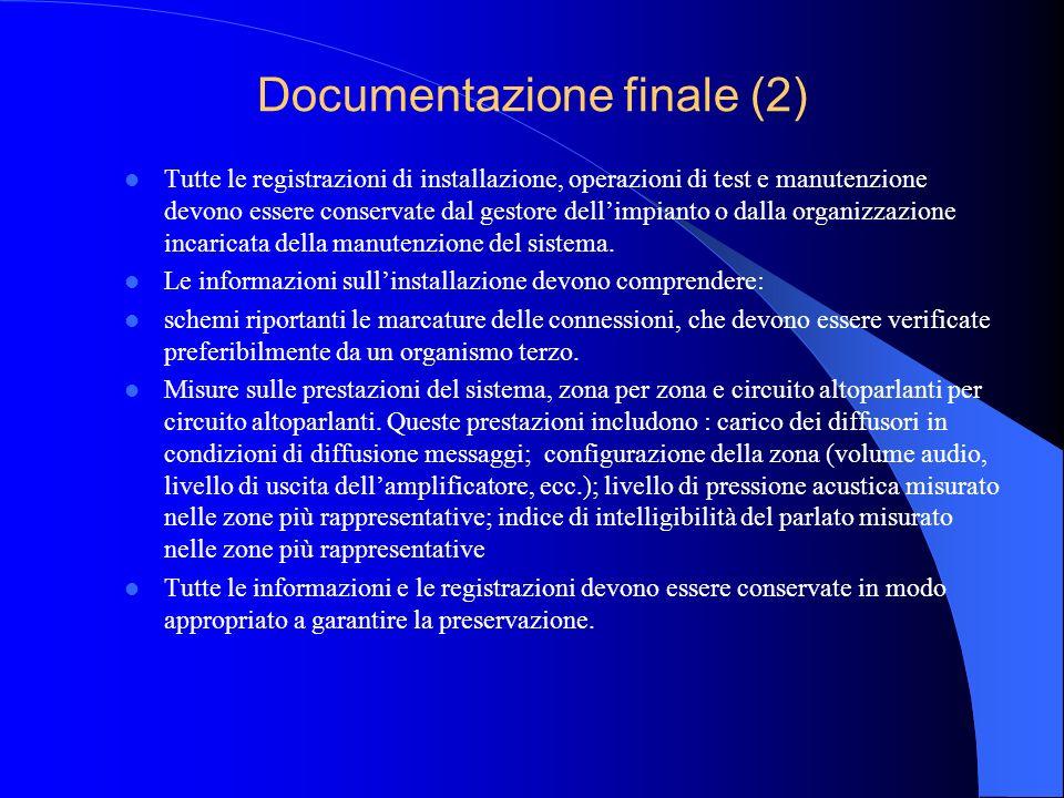 Documentazione finale (2)