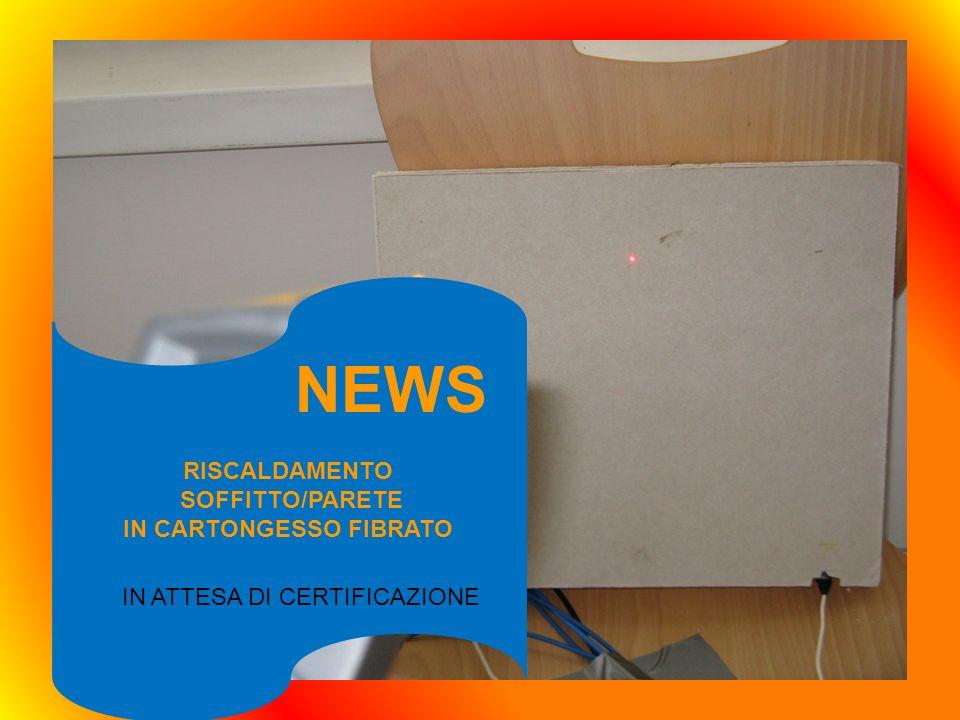 IN CARTONGESSO FIBRATO