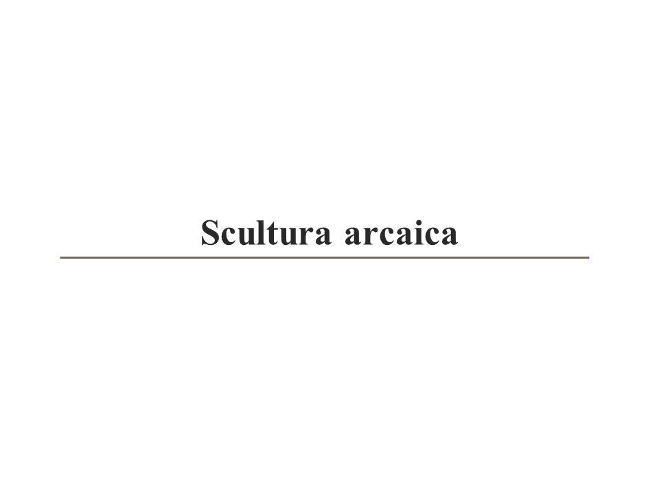Scultura arcaica
