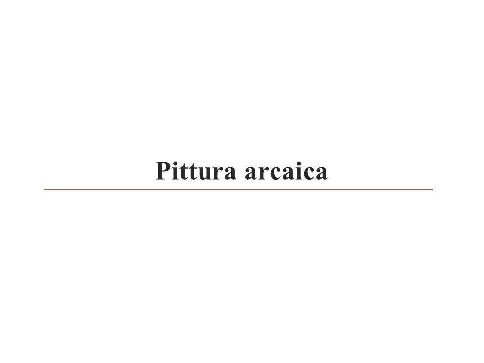 Pittura arcaica
