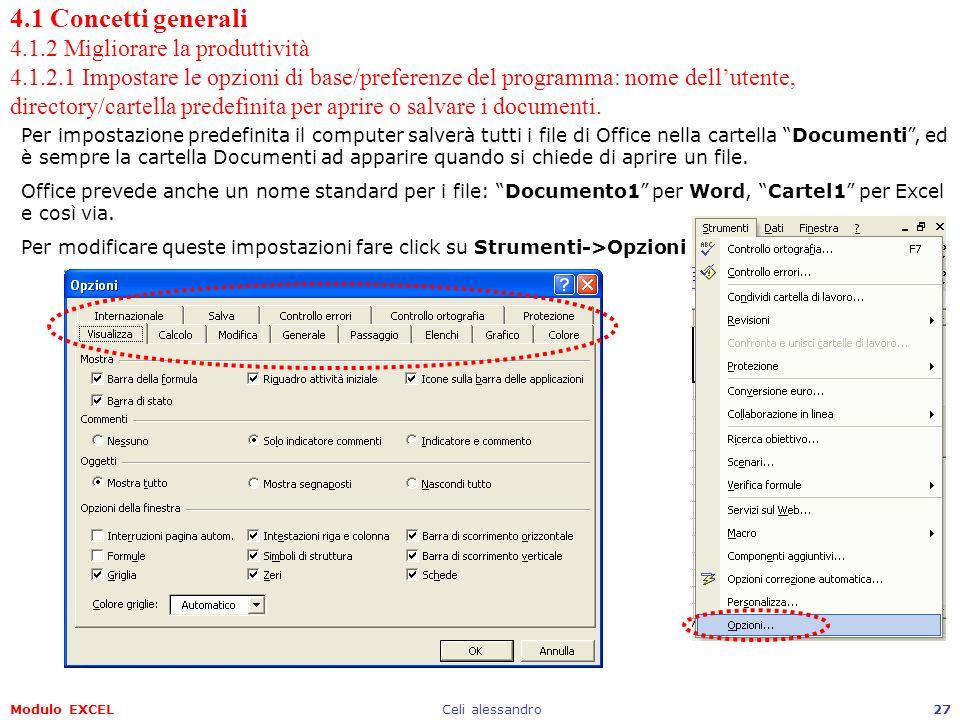 4. 1 Concetti generali 4. 1. 2 Migliorare la produttività 4. 1. 2