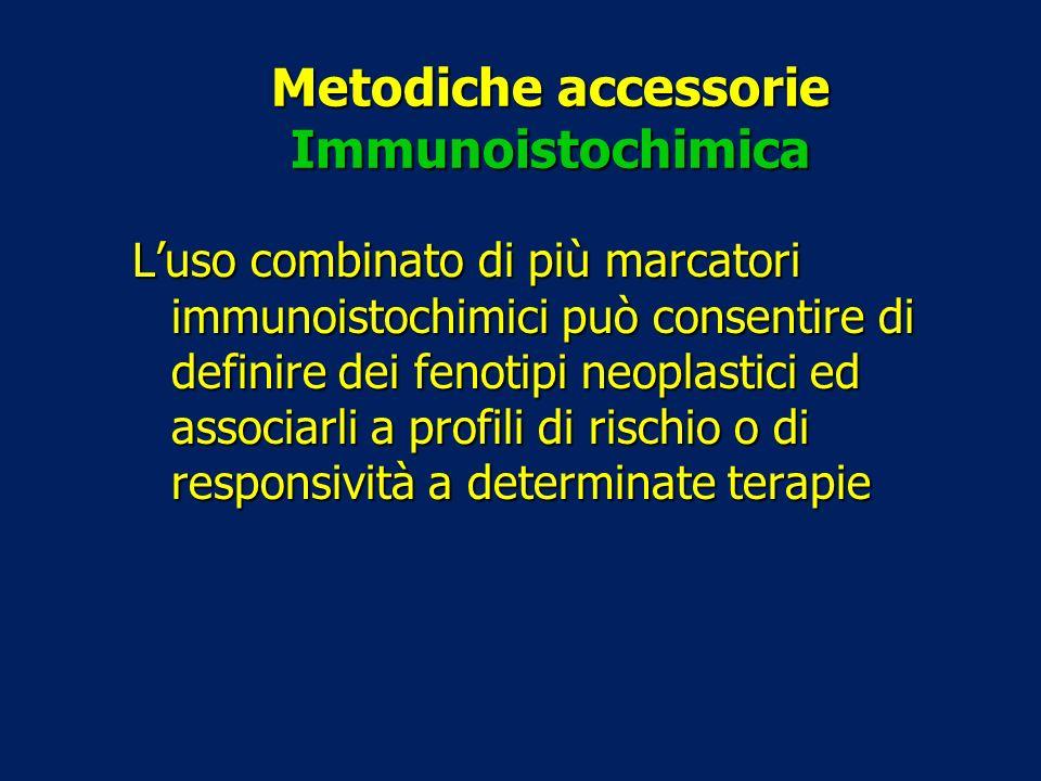 Metodiche accessorie Immunoistochimica