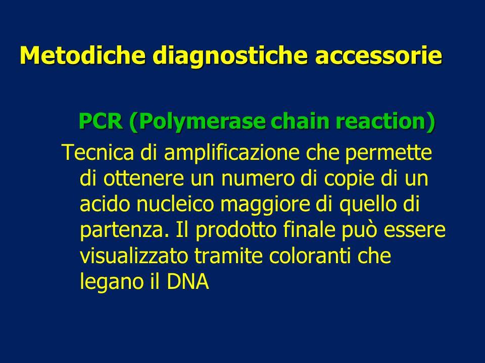 Metodiche diagnostiche accessorie