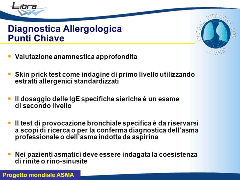 Diagnostica Allergologica Punti Chiave