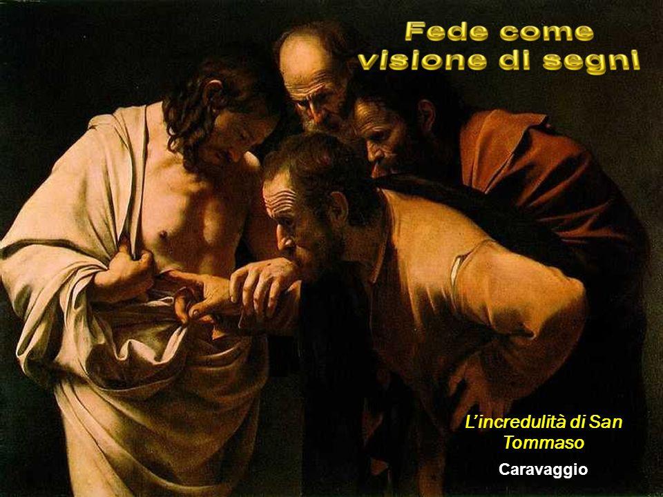 L'incredulità di San Tommaso