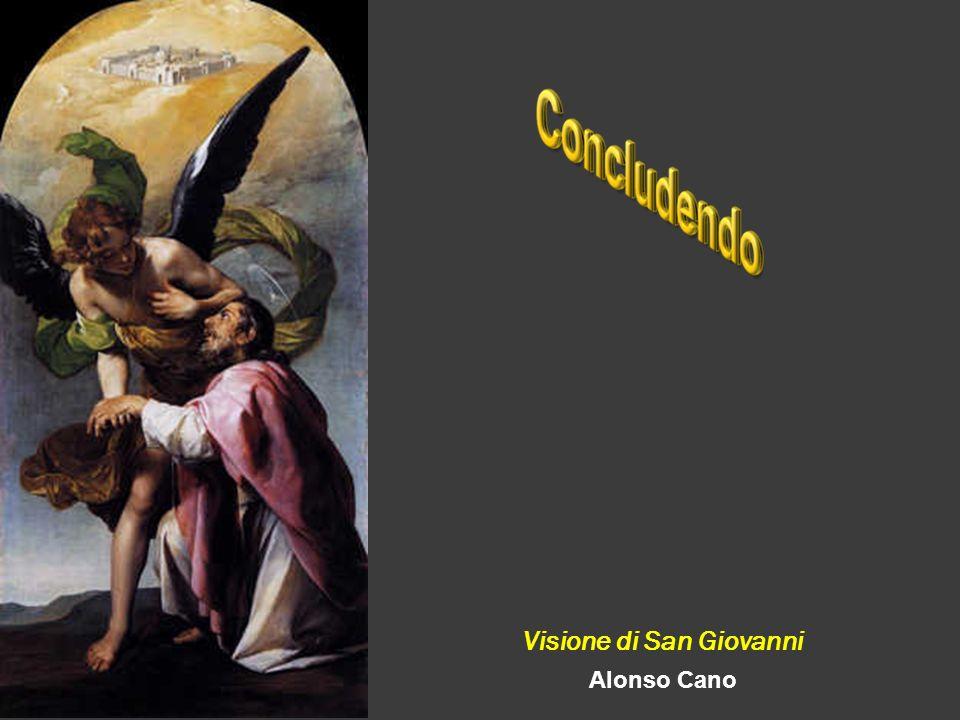 Visione di San Giovanni