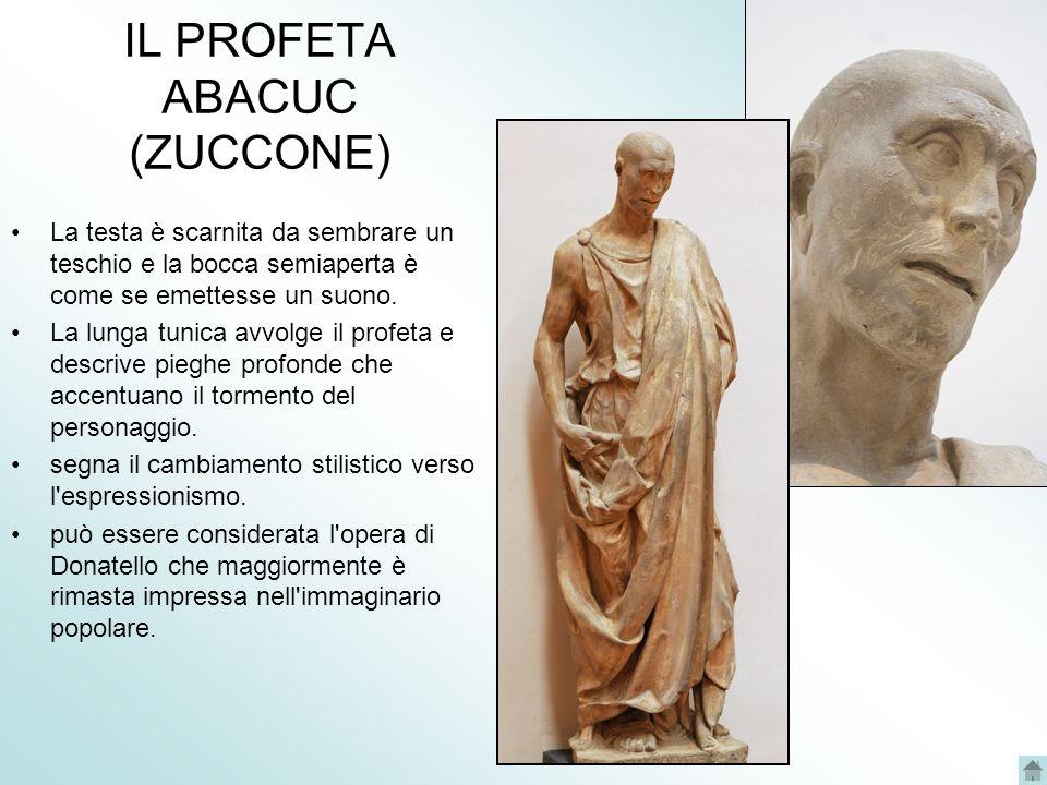 IL PROFETA ABACUC (ZUCCONE)
