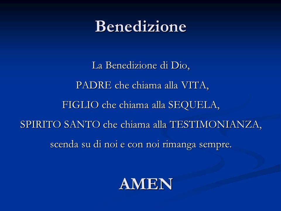 Benedizione