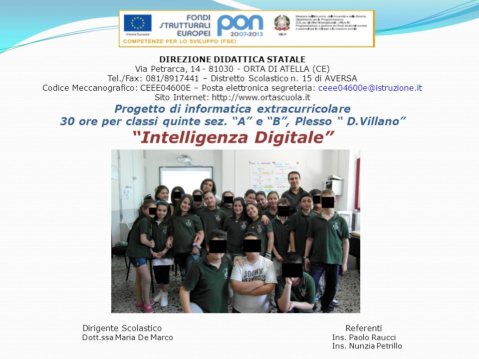 Intelligenza Digitale