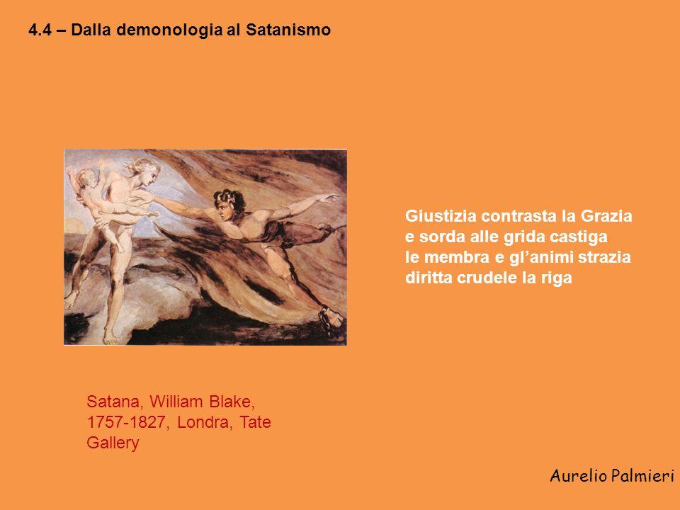 4.4 – Dalla demonologia al Satanismo