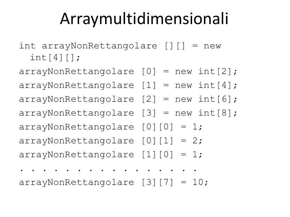 Arraymultidimensionali