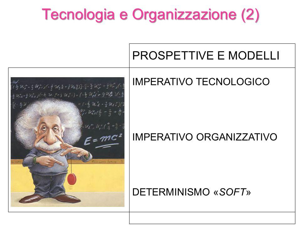 Tecnologia e Organizzazione (2)