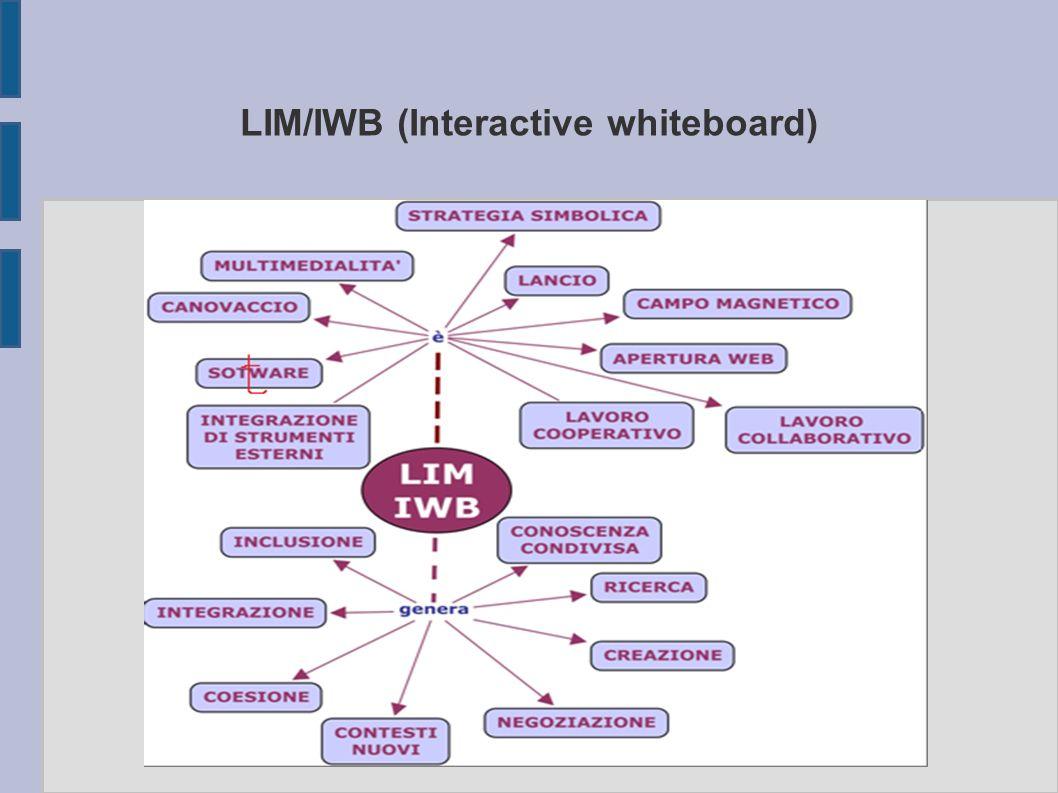 LIM/IWB (Interactive whiteboard)