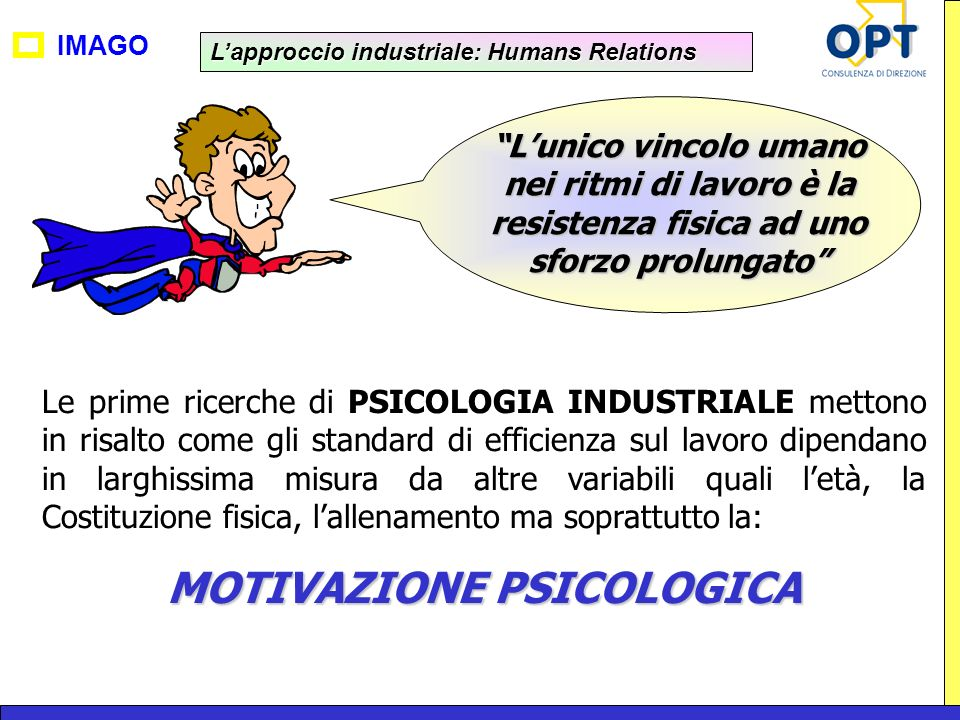 MOTIVAZIONE PSICOLOGICA