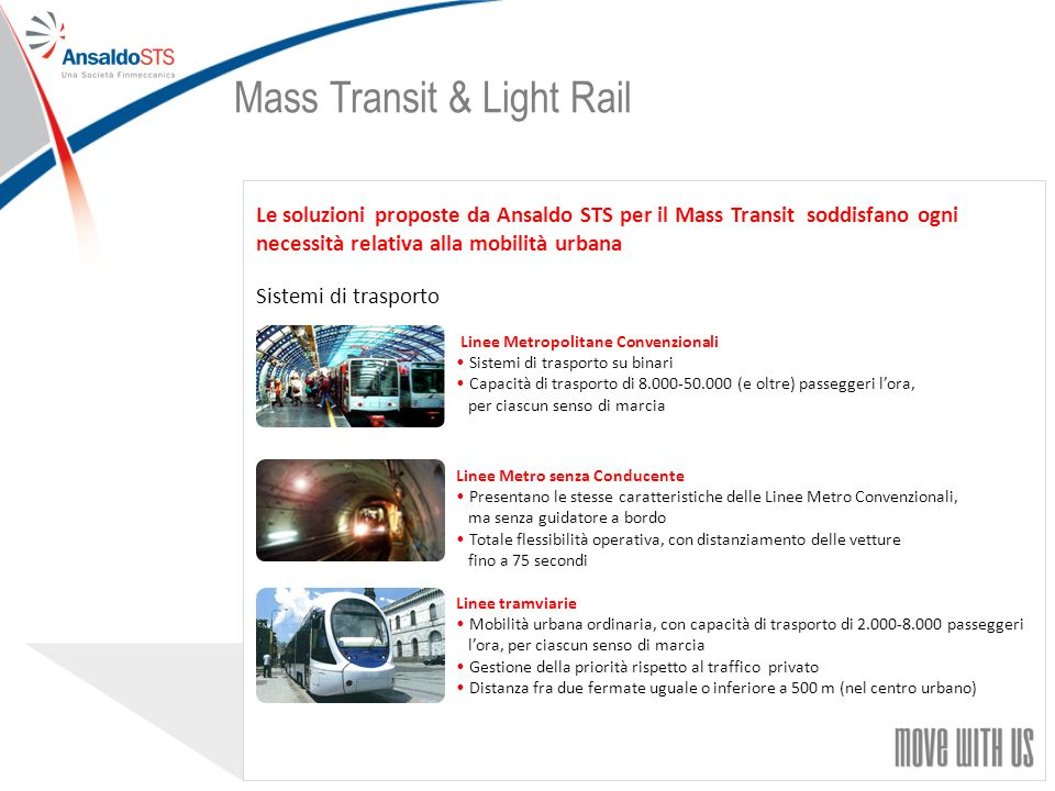 Mass Transit & Light Rail
