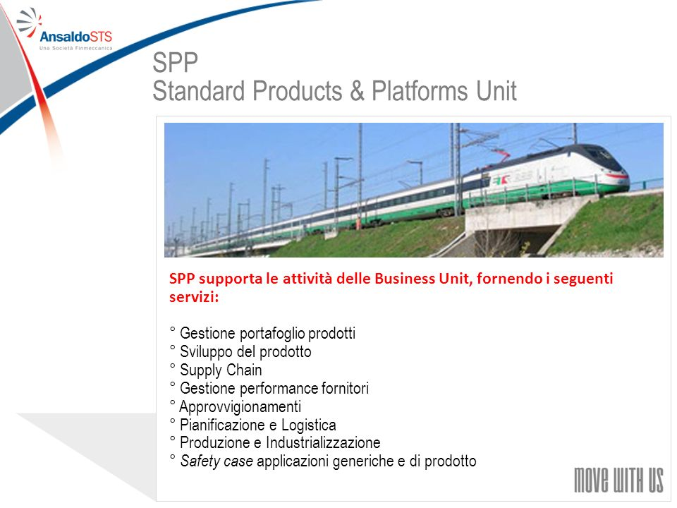 Standard Products & Platforms Unit