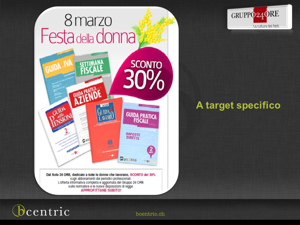 A target specifico