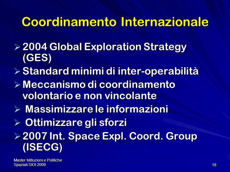 Coordinamento Internazionale