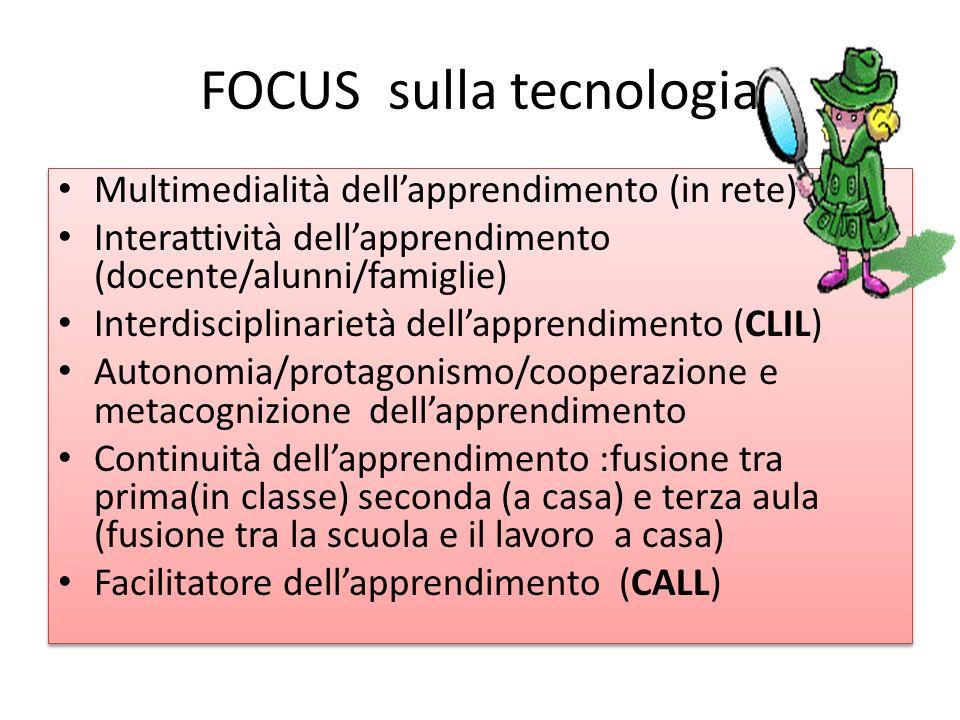 FOCUS sulla tecnologia