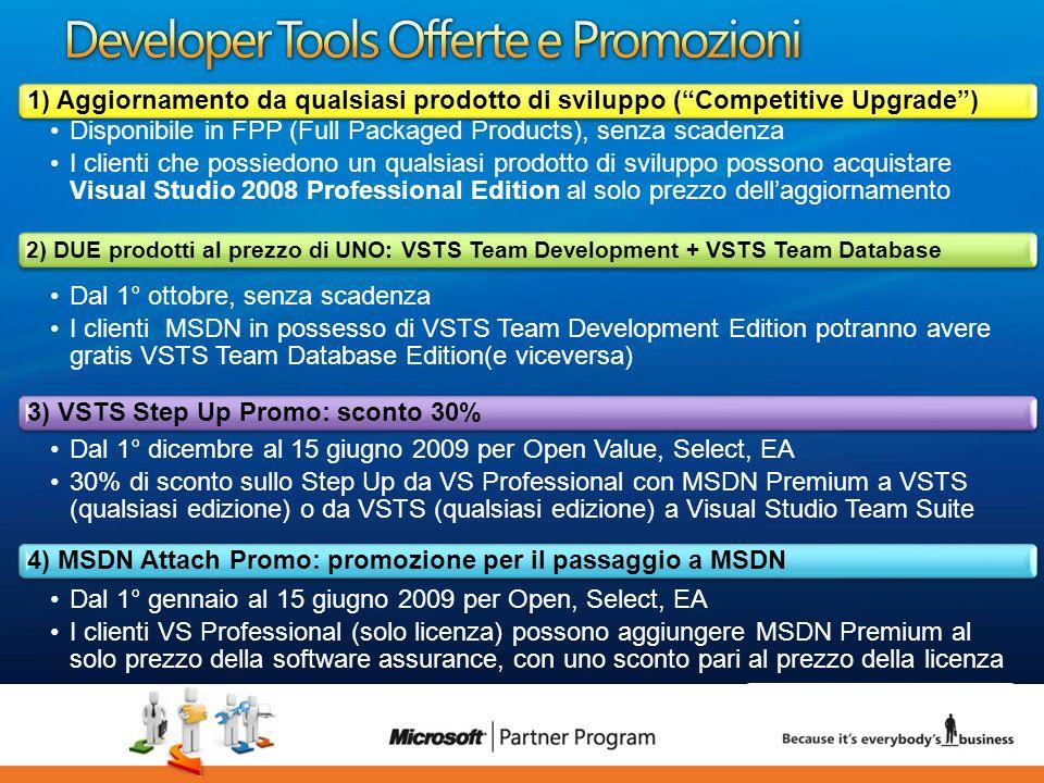 Developer Tools Offerte e Promozioni