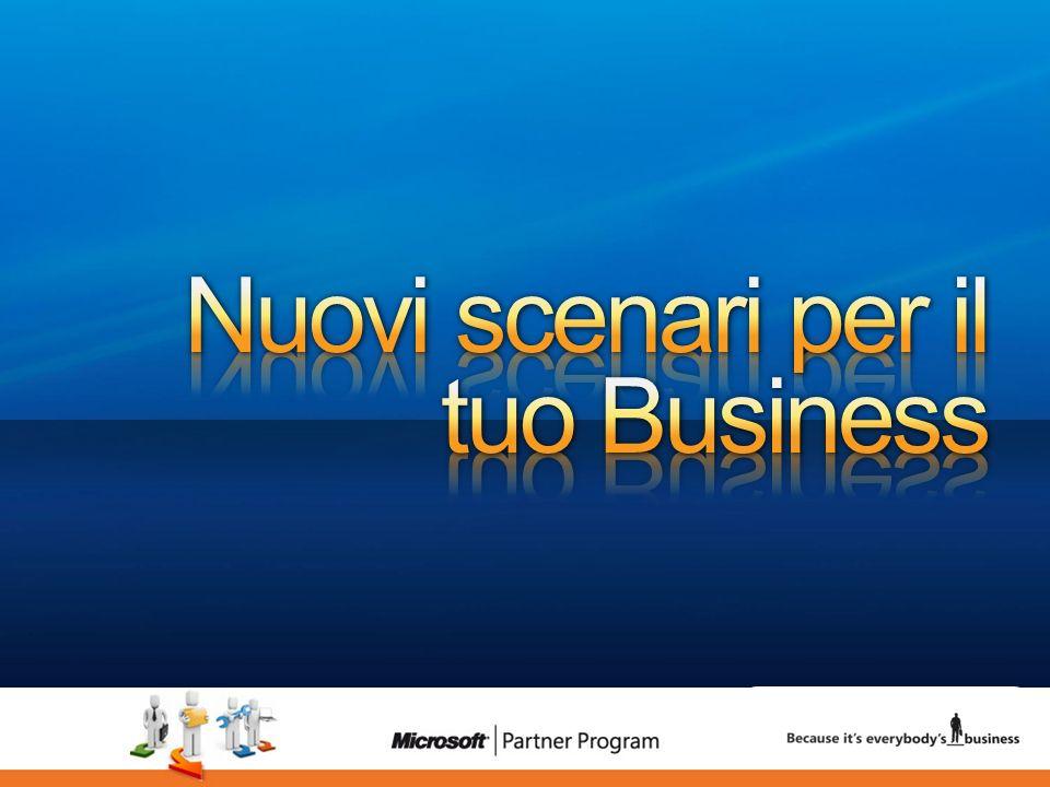 Nuovi scenari per il tuo Business