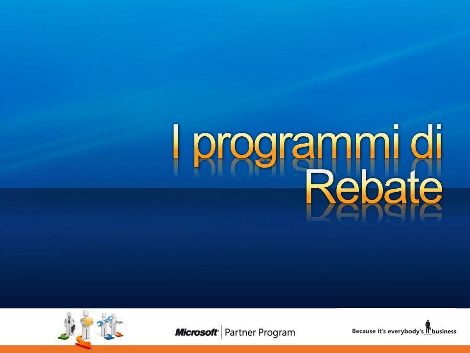 I programmi di Rebate