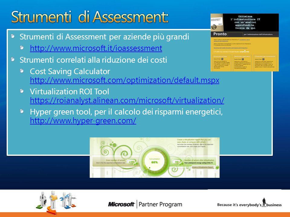Strumenti di Assessment: