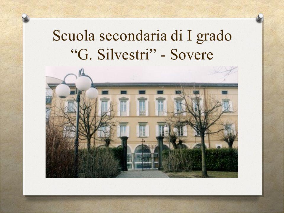 Scuola secondaria di I grado G. Silvestri - Sovere